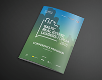 BREL Forum - Print Design