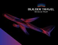 Builder Travel branding
