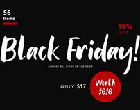98 Off Black Friday Bundles Now LIVE!!!