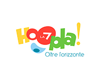 Hoopla LA7 Logo