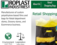Roplast Industries - MRP Upgrade