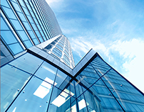 Nord Star Tower business-center retouching