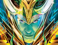 LOKI-OFFICIAL MARVEL Hachette- Mackenzi Lee - Vector