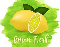 Logo: Lemon Freak