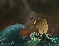 Knaat - Ein Sturm zieht auf
