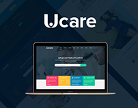 Ucare - Medical & Health PSD Template