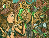 Necro - LP Cover