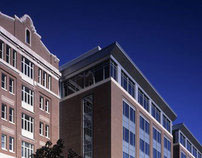 James Tower Life Sciences Building