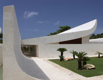 Residential house in Dominican Republic