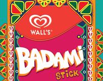 BADAMI STICK 2010