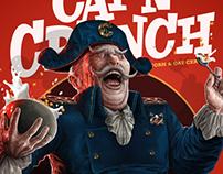 Cap'n - Cereal series