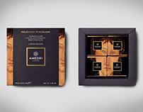 Cioccolato Amedei Selezione Modigliani