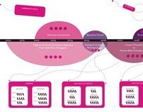 Infographics of my CV
