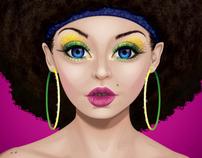 Disco Diva - Noupe.com