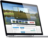 YourGolfTravel.com website redesign