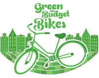 Green Budget Bikes Amsterdam Logo