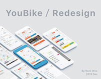YouBike app redesign