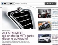 Canale Auto & Moto - Virgilio
