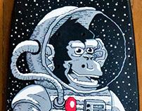 SKATE | space monkey