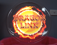 Dragon Link - 3D Holographic LED Fan