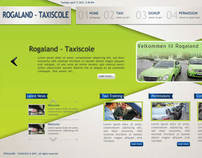 Website for Taxi Service