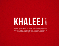 KHALEEJ - Online Magazine