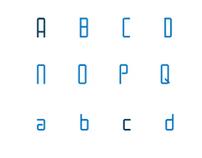 Free Font & Logo H.K