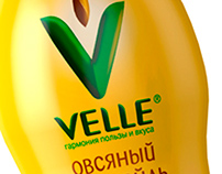 Design Velle / ТМ Velle / oat products