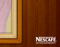 Nescafe Spec - Get Your Uniform Dirty