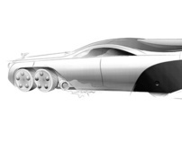 AUTOTECHNOIR concept design by Paul Van Denton