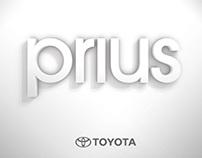 Toyota Prius Interactive Campaign