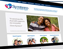 Syntero Counseling Website