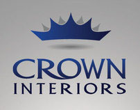 Crown Interiors Identity