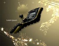 Le Rendez-Vous Toyota Auris Gold Touchscreen