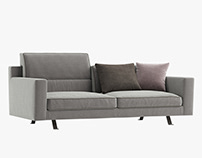James Frigerio Salotti Sofa
