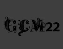 GCM22 Font