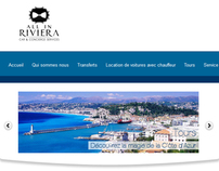 All in Riviera - Website design