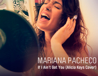 "[Vídeo] Mariana Pacheco - ""If I Ain't Got You"" (Cover)"