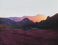 Golden Hour - Mystical Iceland