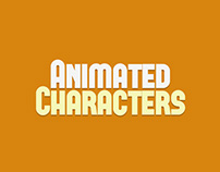 Animated Characters | 2004-2007