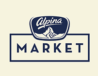 Brandeo para Alpina Market