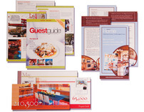 Magazine Ads / Brochures / Direct Mail Pieces