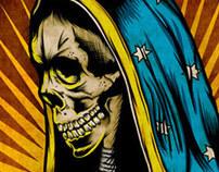 Santa Muerte & Dead Geisha