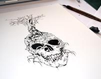 Pen & Inks
