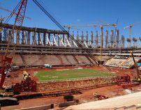 World Cup 2014: National Stadium of Brasília