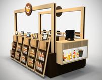 Quiosque Cervejas Premium