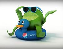 Personagens Pepsi Twist