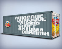 Container Chopp Brahma