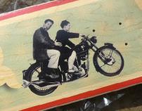 Charles & Ray Eames Skateboard