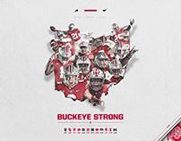 2017 Ohio State Football: Social Media Content I